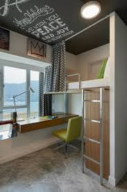 Living Spaces Bunk Beds by Student Apartment Complex Revitalizes Space Efficiency Student