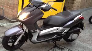 yamaha yp 250 x max 2006 in grey