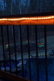 Outdoor Rope Lighting Ideas 3 Borderline Genius Ways To Use Rope Light In Your Backyard