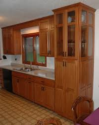 quartersawn oak cabinets cronen cabinet and flooring