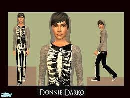 Donnie Darko Halloween Costume Bittymittenz U0027s Donnie Darko U0027s Skeleton U0026 Grey Hoodie