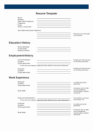 blank resume template word exol gbabogados co
