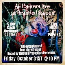 branded saloon branded saloon presents halloween is coming