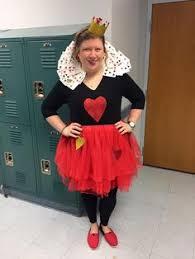 Halloween Costumes Queen Hearts Heads Queen Hearts Classic Villain