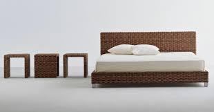 chambre en rotin meuble en rotin pour un intérieur moderne et authentique