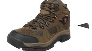 best hiking boots for men 2017 youtube