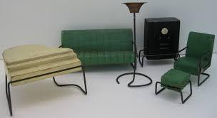 Dolls House Furniture Vintage 1930s Art Deco Dolls House Furniture House Interior