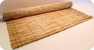 stuoia bamboo stuoie cannette bamboo in rotoli per coperture e parasole