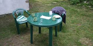 Plastic Outdoor Furniture by Advantages Of Using Plastic Garden Furniture Boshdesigns Com