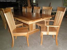 custom made dining room tables custom dining room table u0026 chairs by old farm amish furniture
