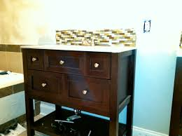 Bathroom Vanity Backsplash Ideas Trends Small Tile N Inside Design - Bathroom vanity backsplash ideas