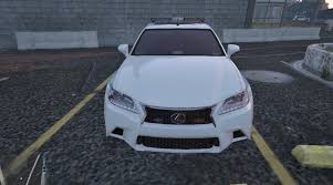 lexus thailand thai police lexus gs 350 2 liveries gta5 mods com