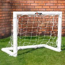amazon com forza kids soccer goal huge 75 introductory sale
