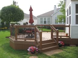 exterior design and decks exterior design interesting trex decking cost with deck umbrella