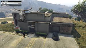 Garage For Rv by Extra Singleplayer Garages Gta5 Mods Com