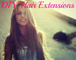 diy hair extensions diy hair extensions yes it s possible top beauty brands reviewed