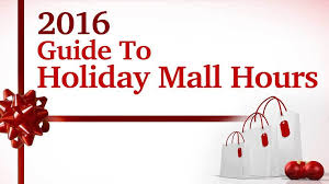 2016 guide to mall hours cbs philly