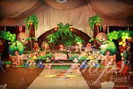 jungle theme birthday party jungle birthday party tulips event management