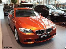new bmw individual colors victoria orange cognac metallic