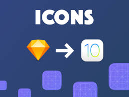 ios 11 app icon template for sketch by josh holloran dribbble