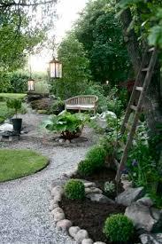 White Rock Garden Focal Point Styling Transforming A Water Garden Into A Rock Garden