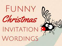 christmas dinner invitation wording party invitations terrific funny christmas party invitation