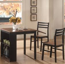 Essential Home Hayden 5 Piece Upholstered Dining Set by Essential Home Dahlia 5 Piece Square Table Dining Set Black