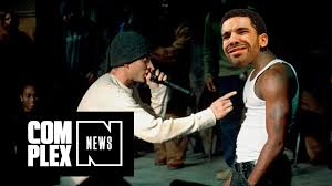Eminem Drake Meme - drake s reportedly ready to battle eminem youtube