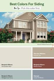 the most popular exterior paint colors pamela tinsley