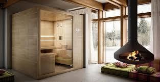 sauna in bagno sauna in casa come introdurre una sauna nel nostro bagno