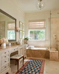 Trim For Bathroom Mirror by Bathroom Beige Ideas Bathroom Traditional With White Window Trim