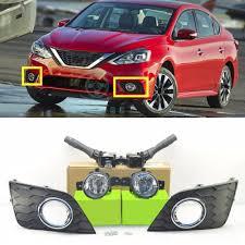 nissan sentra drive arabia new fog lamp light kit without auto headlights for nissan sentra