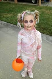 Scary Halloween Costumes Girls Kids 20 Kids Mummy Costume Ideas Diy Mummy Costume