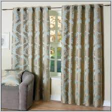 Blue And Yellow Shower Curtains Blue Brown Curtains More Images Of Light Blue And Brown Curtains