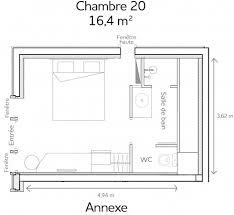 plan d une chambre d hotel hotel ariniz malo chambres rénovées mer ou côté sud