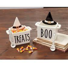 halloween candy dish ebay