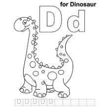25 free printable unique dinosaur coloring pages free
