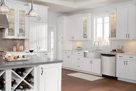 white kitchen cabinets ideas for countertops and backsplash design