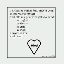 christmas card poems christmas cards