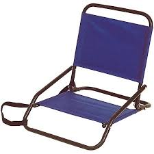 Beach Chairs At Walmart Sandpiper Sand Chair Royal Blue Walmart Com