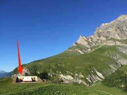 null stern hotel in the swiss alps has no walls business insider