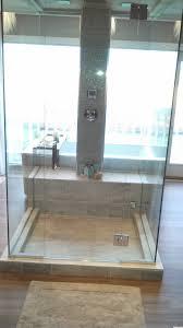 bath crashers episode shower showstopper cube shower in center of room