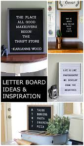 letter board inspiration and ideas house of hawthornes