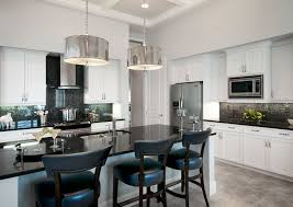 blue pearl granite kitchen contemporary with full height