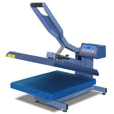 manual presses transmatic dye fixation machines