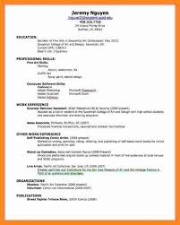 How To Make A Resume For Job Examples by Easy Resume Writing Resume Writing Examples Easy Resume Writing