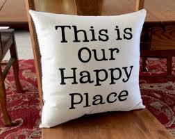 Cute Home Decor Cute Pillow Etsy