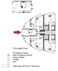 studio to rent in charrington tower new providence wharf canary