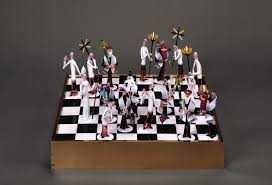 cool chess pieces collection search corning museum of glass