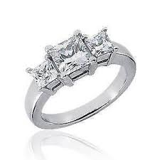 cheap princess cut engagement rings princess cut diamond engagement ring ebay